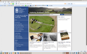 The new RCAHMS website