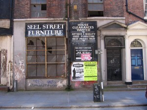 Seel Street Furniture, by Richard Carter (from Flickr)