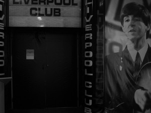 Entrance to the Liverpool Club 2, by iirraa via Flickr