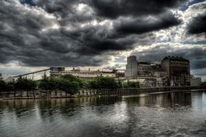 Northwich Salt Factories (part 1), by DaveAdams via Flickr
