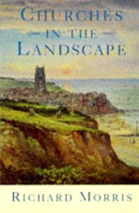 Cover of Churches in the Landscape, by Richard Morris
