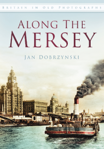 Cover of Along the Mersey by Jan Dobrzynski