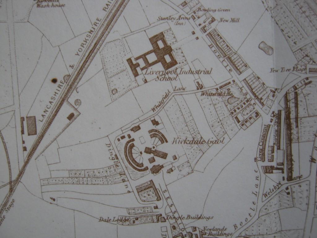 Kirkdale Gaol