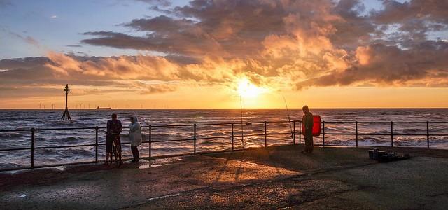 Sunset by Beverley Goodwin