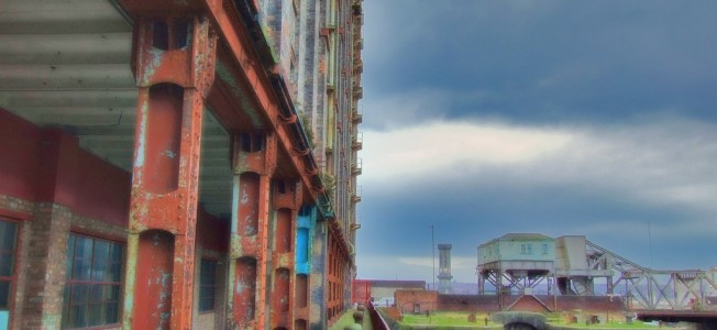 Stanley Dock by SPDP