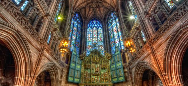 Lady Chapel Altar by Miroslav Petralko
